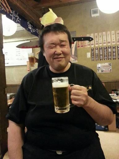 心も体も大きな店長は元お相撲さん☆