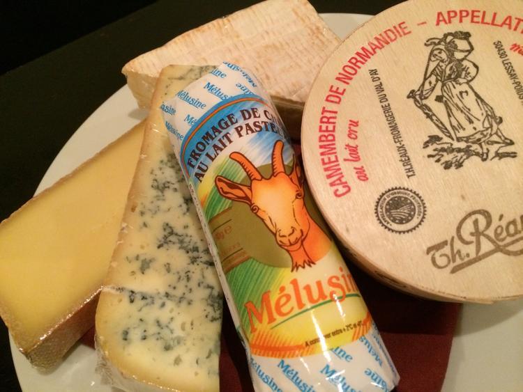 世界各国のフレッシュチーズ