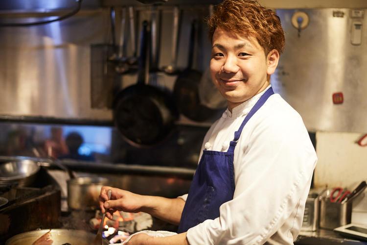 一緒に笑顔で働きましょう!by料理長