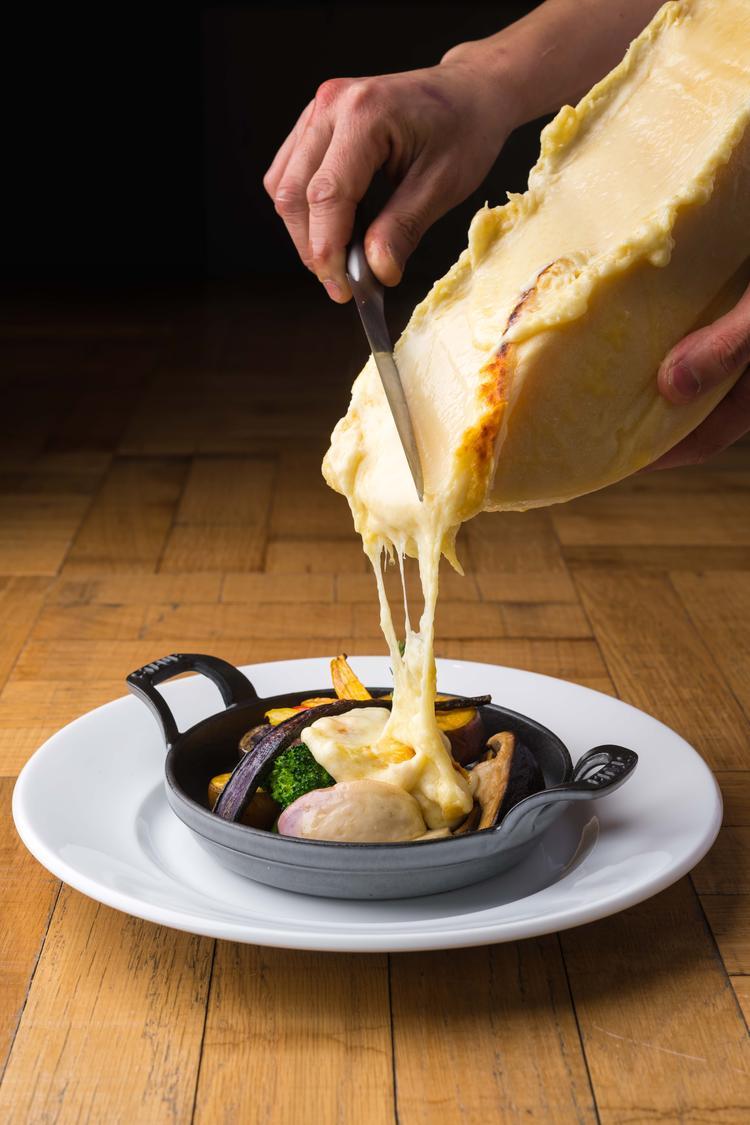 ラクレットチーズ♪