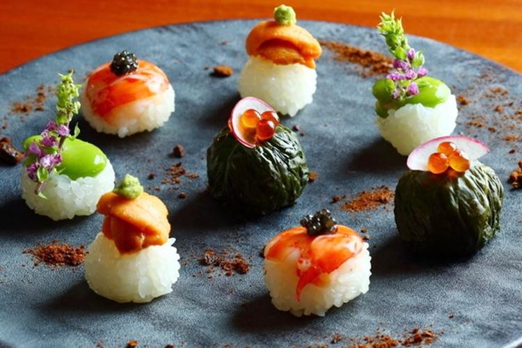 味はもちろん見た目も楽しい和食ばかり