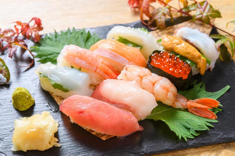 鮨天ぷら大浜