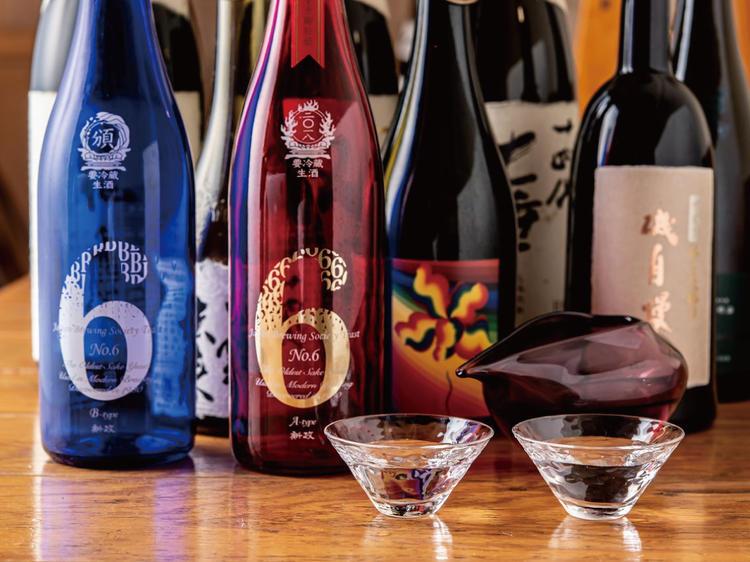 ワインだけでなく日本酒も勉強できる!