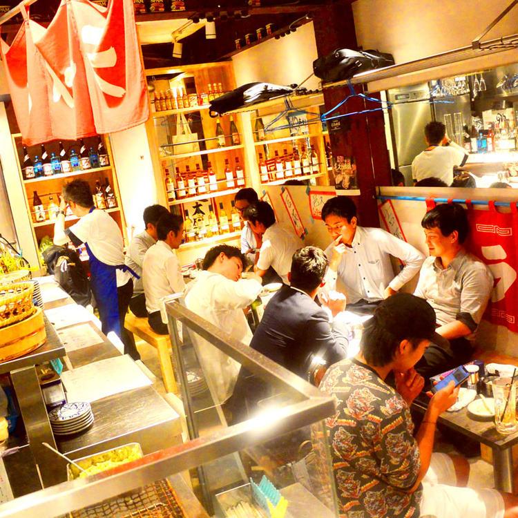 神田 焼きはまぐりSTAND 神田日銀通り店