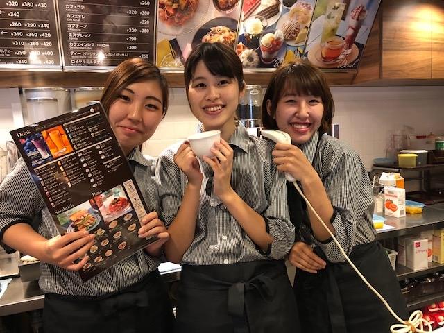 カフェ・ド・クリエ 銀座7丁目店