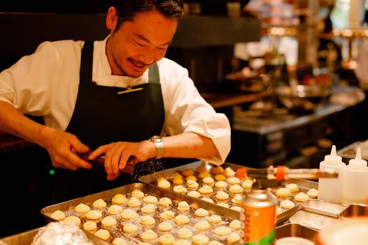 肉・野菜専用特注窯で焼くメインがオススメ