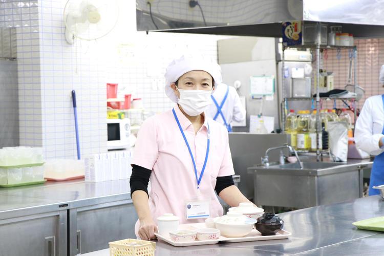 料理で患者さんを元気にしませんか?