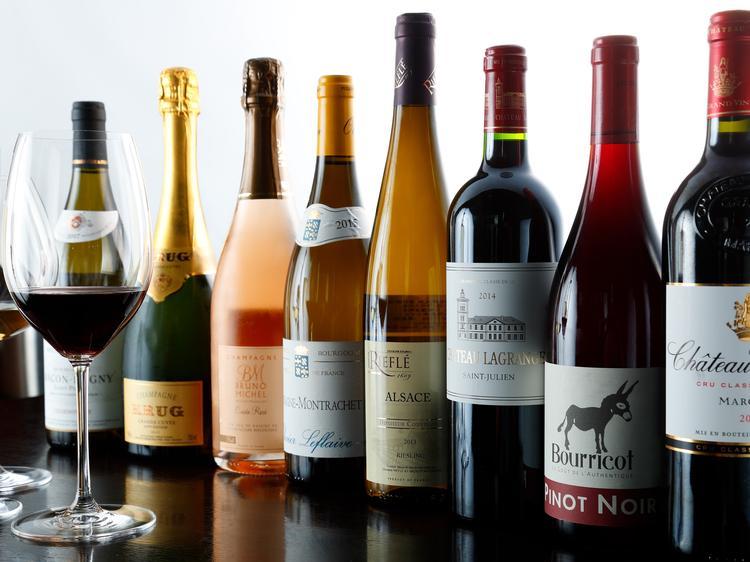 ワインの知識も広がります。