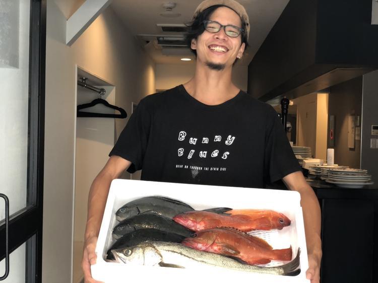 長崎県五島列島の漁師さんから届く鮮魚!