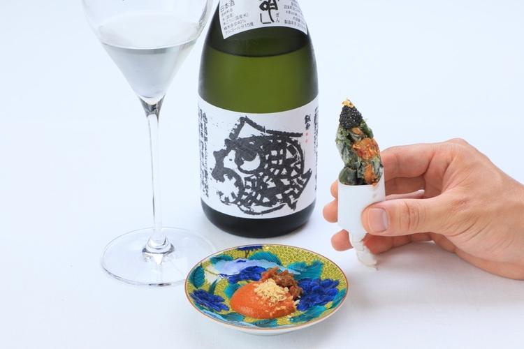 日本酒は14代龍泉など7種類ございます