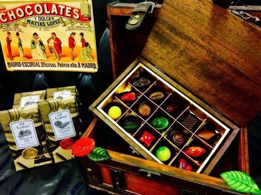 BAR専用チョコレートが28種!