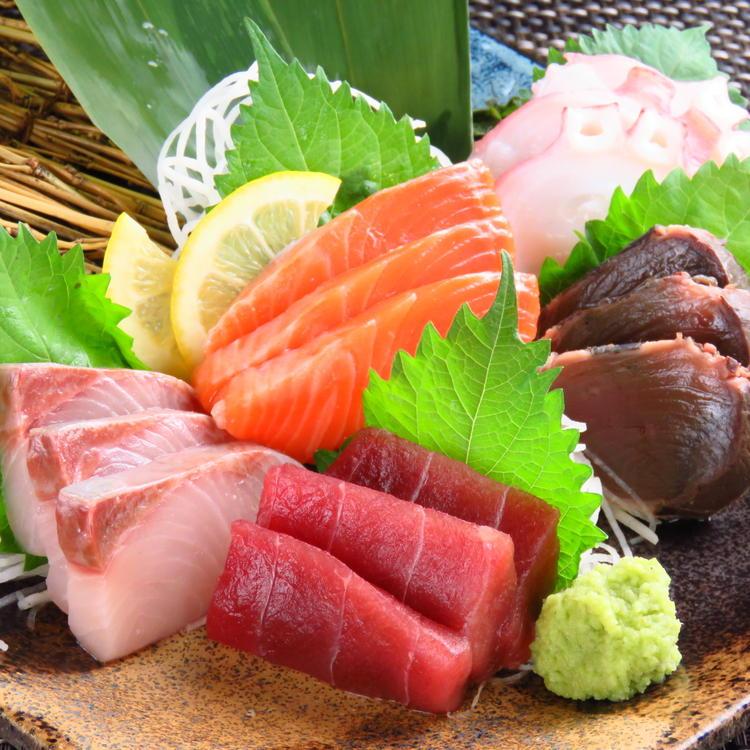 北海道産新鮮鮮魚も取り扱っております♪