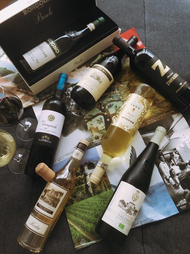 コスパ抜群のワインも豊富