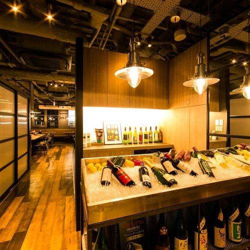 DESIGN FOOD MARKET 新橋店