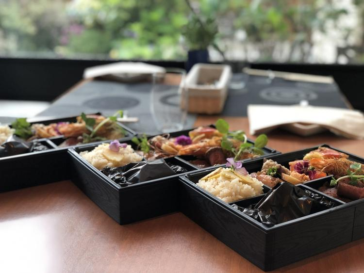 お箸で食べられる和テイストなフレンチ