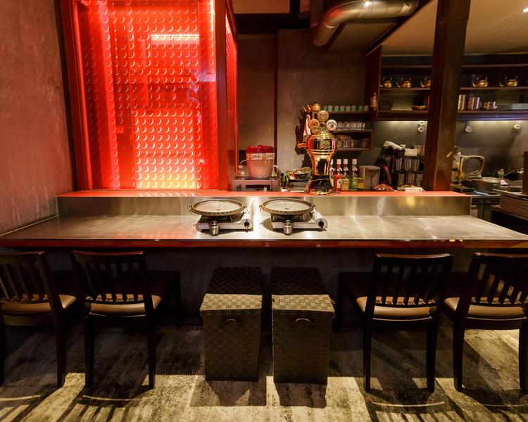 お洒落でカジュアルな南屋韓国食堂