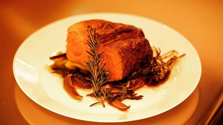 お肉料理も学べます。