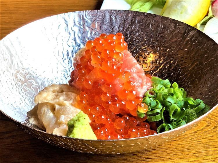 海鮮丼(ランチ)