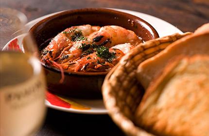 スペインの調理をしっかり学べます