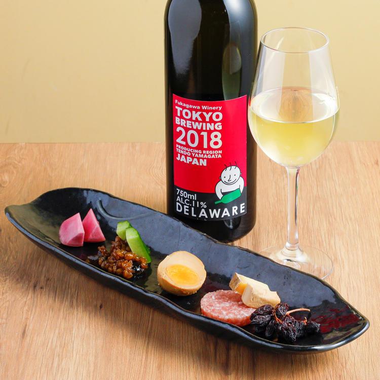 発酵食とワイン ふさみ食堂