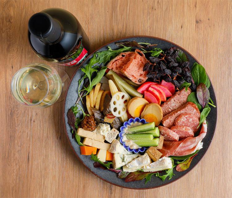 様々な発酵食とワインのマリアージュ