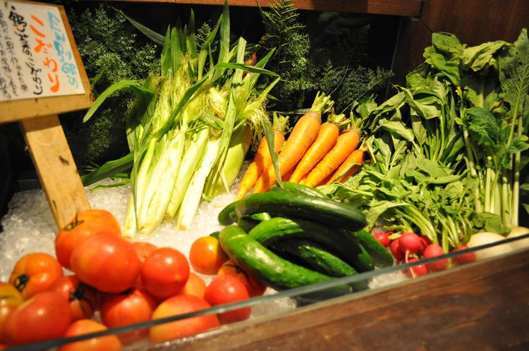 秦野から届く新鮮でおいしい無農薬野菜。