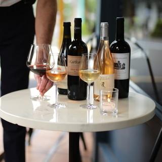 ワインに興味ある方大募集!1から教えます