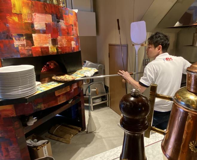 Pizzeria Romano e Marino