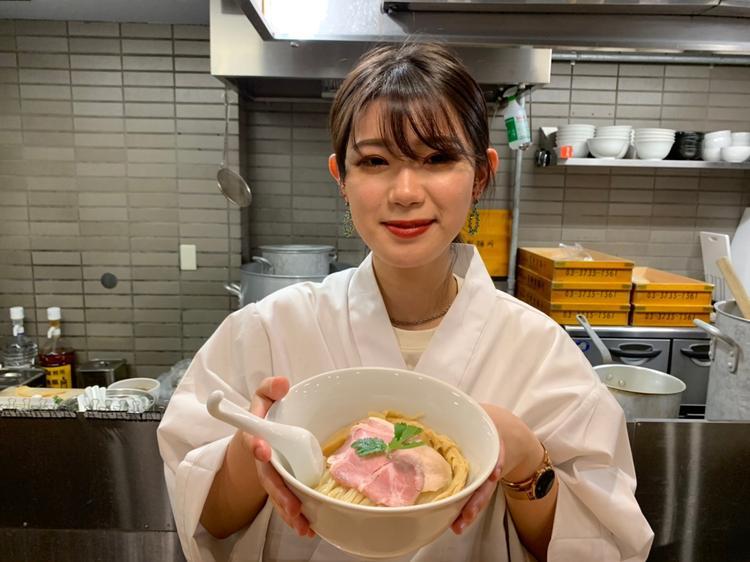 鶏清湯ラーメン【麺匠 一粒万倍】