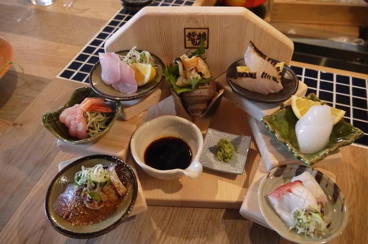 福岡・長浜魚市場直送の旬の鮮魚