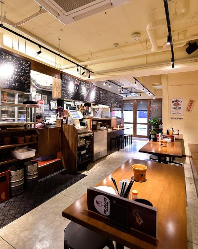 ホームラン食堂博多