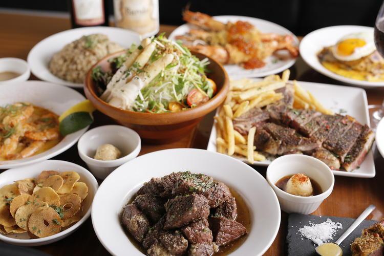 リーズナブルに美味しいお肉料理をご提供