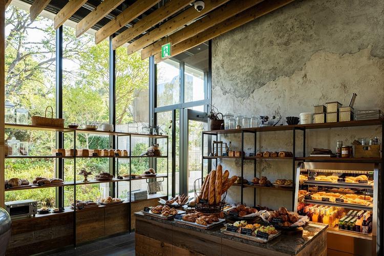 THE GROVE BAKERY