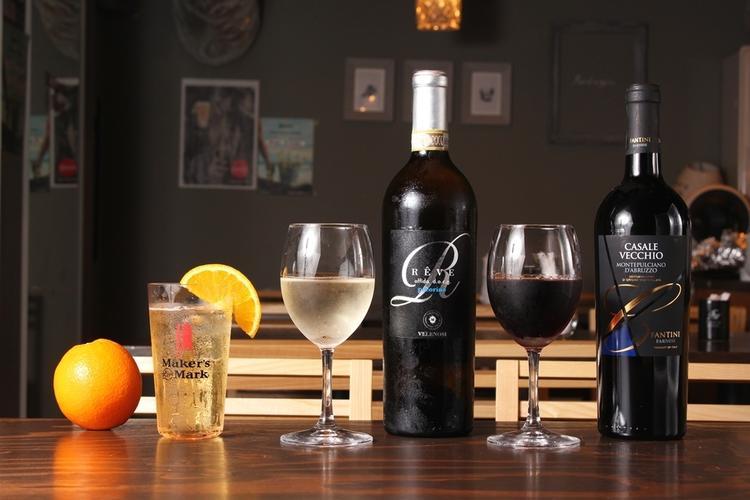 ワインを学びたい方も歓迎!