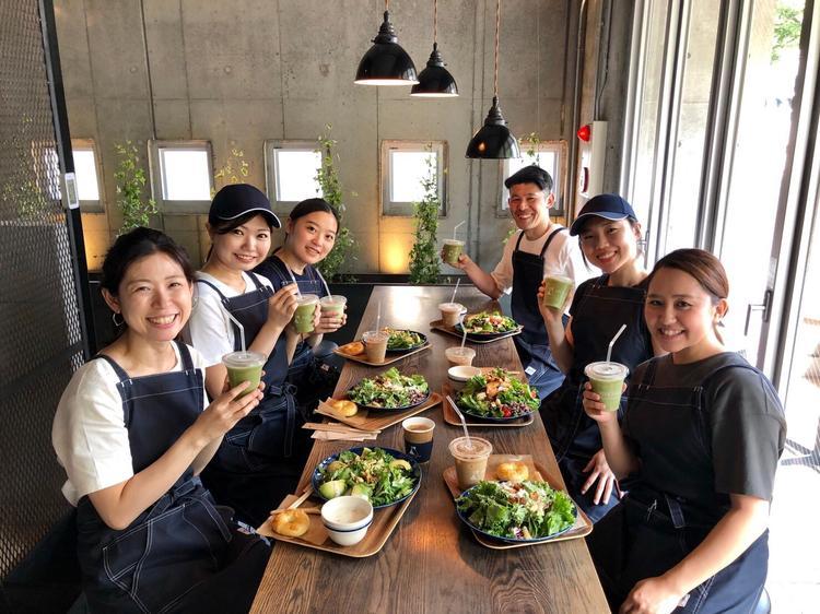 パワーサラダ専門店 HIGH FIVE SALAD 市ヶ谷店
