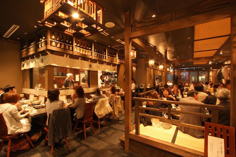 系列店「もつ福」は東京に2店舗展開