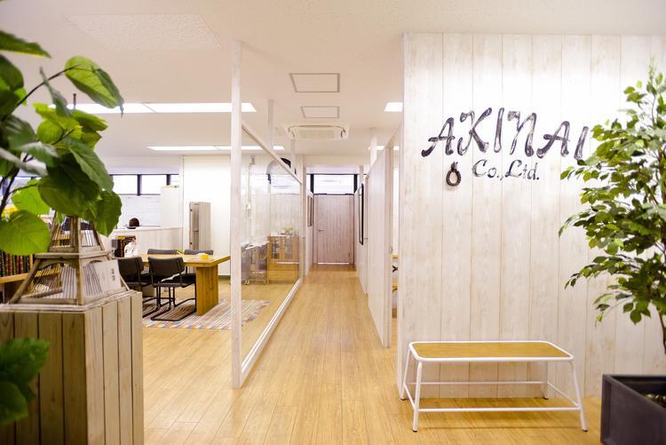東京に本社があります!