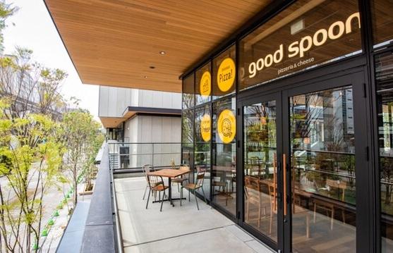 good spoon pizzeria&cheese 立川店