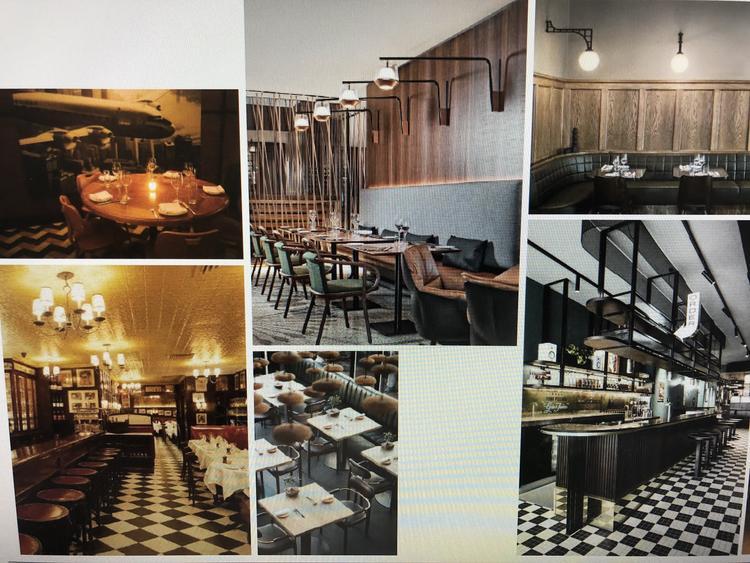 3階のレストランイメージ