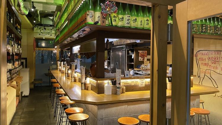 焼肉串バルろっきー2銀座店