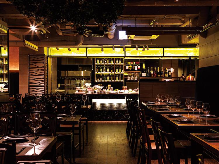 系列店:本格派のシュラスコレストラン