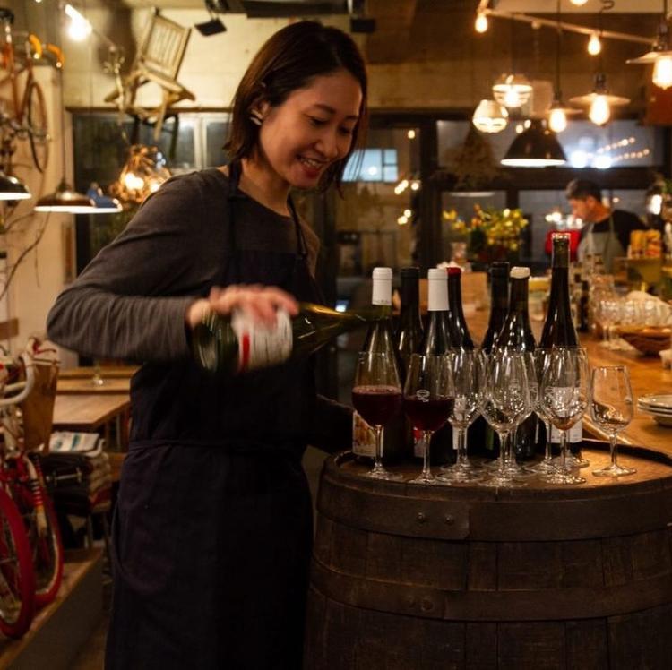 自然派ワインは350種類ほど