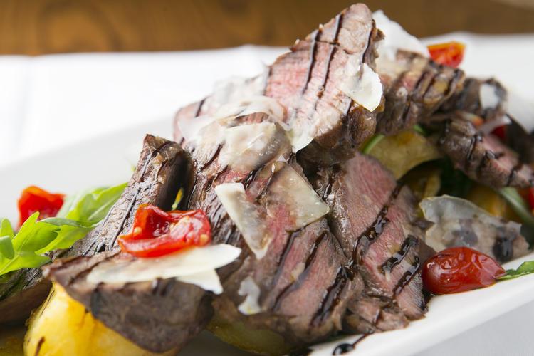 一皿入魂!王道イタリア料理。