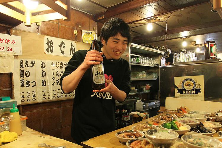 サラリーマン酒蔵 大阪屋