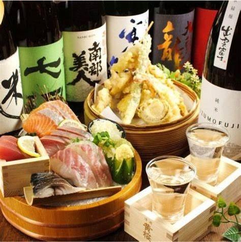 天ぷらと海鮮が美味しいお店
