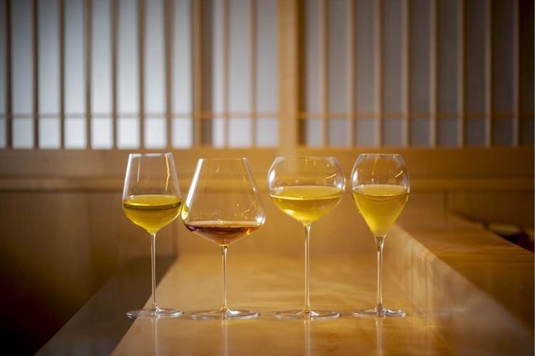 ワインやノンアルコールにも力を入れてます