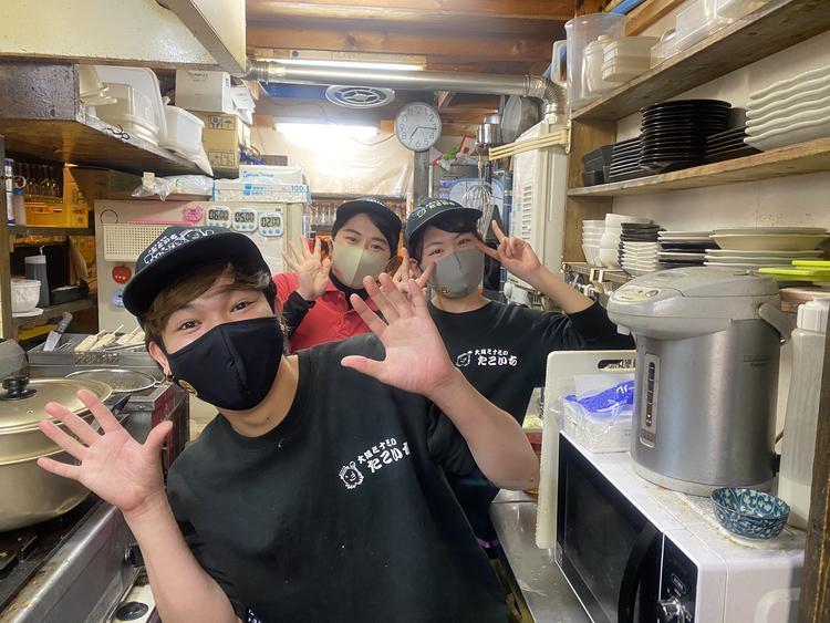 大阪ミナミのたこいち