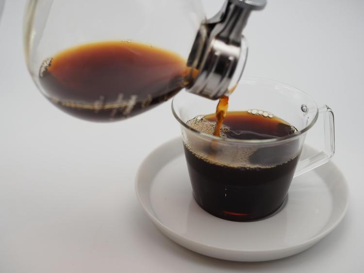 コーヒー豆を厳選して仕入れています。