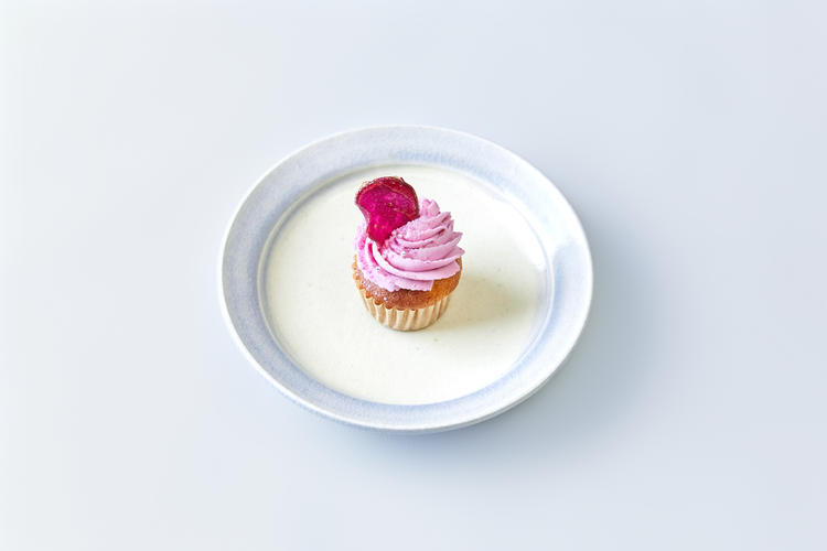 甘みをおさえた手作りのデザート