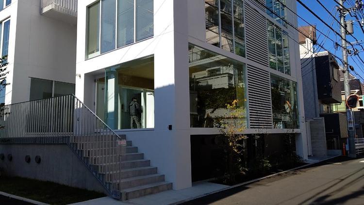 新店の外観イメージ